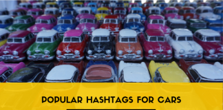 Popular Hashtags for Cars - Hashtag Definitions