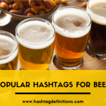 Popular Hashtags for Beer